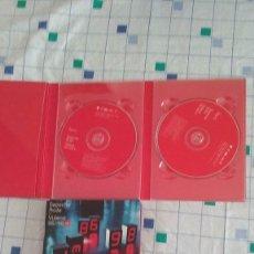 Vídeos y DVD Musicales: DEPECHE MODE. VÍDEOS 86/98 (DOBLE DVD CON 23 VÍDEOS Y RAREZAS). Lote 119005119
