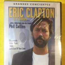 Vídeos y DVD Musicales: ERIC CLAPTON AND FRIENDS -CONCIERTO BIRMINGHAM, JULIO DE 1986. Lote 119463631