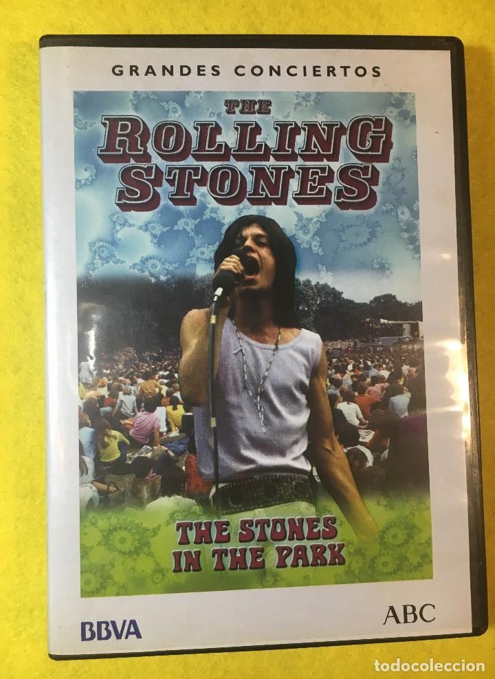 THE ROLLING STONES - THE STONES IN THE PARK- 5 DE JULIO DE 1969 (Música - Videos y DVD Musicales)