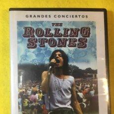 Vídeos y DVD Musicales: THE ROLLING STONES - THE STONES IN THE PARK- 5 DE JULIO DE 1969. Lote 119464519