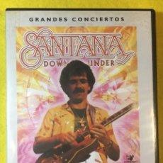 Vídeos y DVD Musicales: SANTANA - CONCIERTO HORDERN PAVILLON DE SIDNEY 1979. Lote 119464915