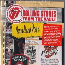 Vídeos y DVD Musicales: THE ROLLING STONES * DVD * FROM THE VAULT. LIVE IN LEEDS 1982 * PRECINTADO!!!. Lote 211443336
