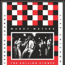 Vídeos y DVD Musicales: MUDDY WATERS &THE ROLLING STONES * DVD * LIVE AT THE CHECKERBOARD LOUNGE * PRECINTADO!!!. Lote 120007255