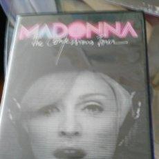 Vídeos y DVD Musicales: MADONNA THE CONFESSIONES TOUR. Lote 120102843