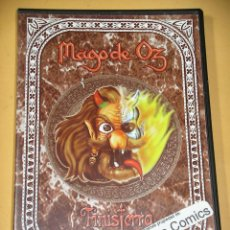 Vidéos y DVD Musicaux: MAGO DE OZ, FINISTERRA, DVD, ERCOM D4. Lote 158297608
