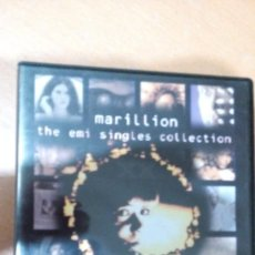 Vídeos y DVD Musicales: MARILLION THE EMI SINGLES COLLECTION DVD CON LIBRETO. Lote 120577639