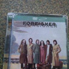 Vídeos y DVD Musicales: DVD -- FOREIGNER -- DVD --. Lote 121761539