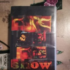 Vídeos y DVD Musicales: THE CURE SHOW - 1993 - VHS. Lote 121916607