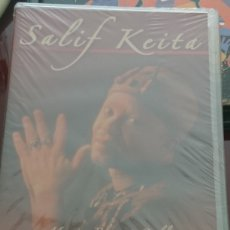 Vídeos y DVD Musicales: SALIF KEITA MUSIC PLANET COLLECTION. Lote 121987003