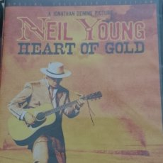 Vídeos y DVD Musicales: NEIL YOUNG HEART OF GOLD. Lote 121987054