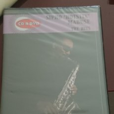 Vídeos y DVD Musicales: SIPHO HOTSTIX MABUSE THE HITS,CD MAS DVD. Lote 121987186