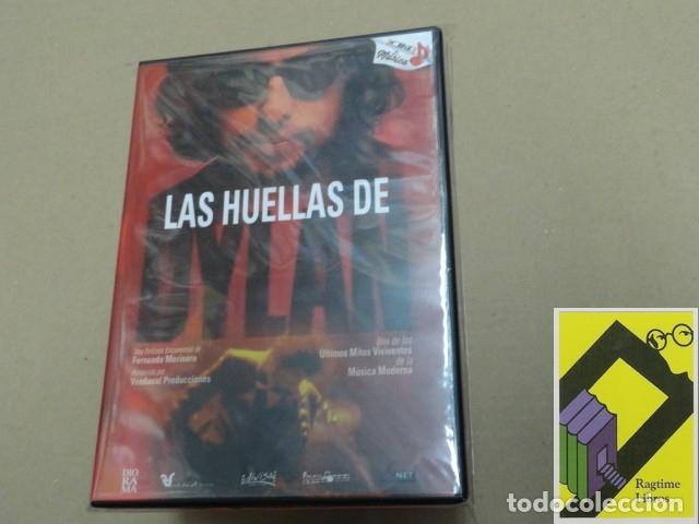 LAS HUELLAS DE DYLAN (DIRECTOR: FERNANDO MERINERO, 2006) (Música - Videos y DVD Musicales)