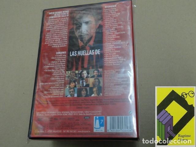 Vídeos y DVD Musicales: Las huellas de Dylan (Director: Fernando Merinero, 2006) - Foto 2 - 121022283