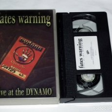 Vídeos y DVD Musicales: VHS FATES WARNING - LIVE AT THE DYNAMO HEAVY METAL DREAM THEATER. Lote 44308903