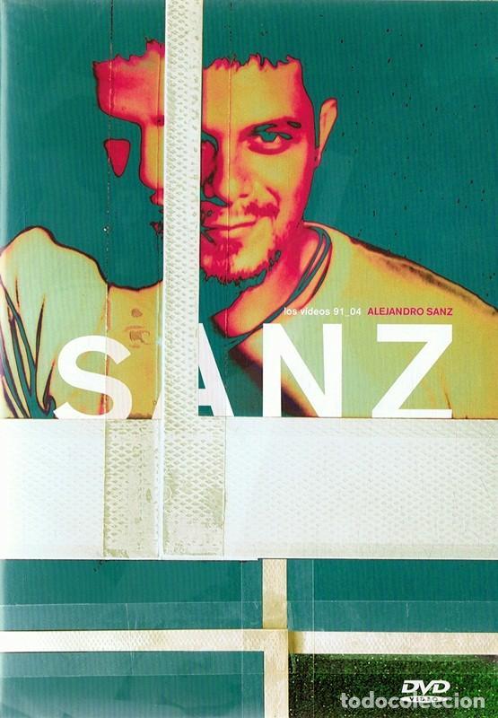 ALEJANDRO SANZ ¨LOS VIDEOS 1991 - 2004¨ ( DVD) (Música - Videos y DVD Musicales)