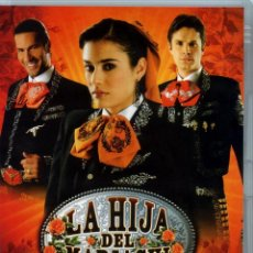 Vídeos y DVD Musicales: LA HIJA DEL MARIACHI DESDE EL BAR PLAZA DE GARIBALDI (DVD PRECINTADO DESCATALOGADO MPORTACIÓN). Lote 207859135