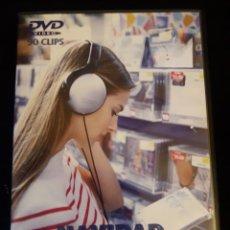 Vídeos y DVD Musicales: 90 CLIPS DVD ORIGINAL NAVIDAD 2004 U2 FANGORIA ALASKA STONES SANZ FITO ESTOPA DURAN QUEEN .... Lote 125156968