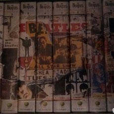 Vídeos y DVD Musicales: THE BEATLES ANTHOLOGY 8 VHS. Lote 126907023