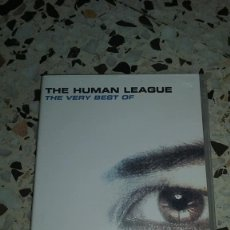 Vídeos y DVD Musicales: THE HUMAN LEAGUE. THE VERY BEST OF. Lote 127643915