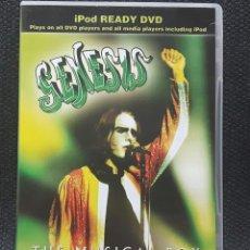 Vídeos y DVD Musicales: GENESIS - PETER GABRIEL- THE MUSICAL BOX - DVD - EEC - PHIL COLLINS. Lote 127940379