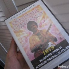 Vídeos y DVD Musicales: SANTANA - DOWN UNDER DVD. Lote 128096427