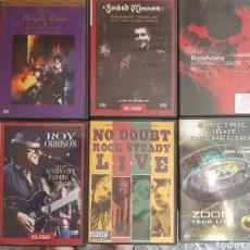 Vídeos y DVD Musicales: DVD MUSICALES. Lote 128767127