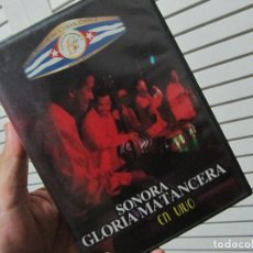 Vídeos y DVD Musicales: SONORA GLORIA MATANCERA EN VIVO... Lote 129564255