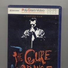 Vídeos y DVD Musicales: THE CURE IN ORANGE VHS. Lote 129967803