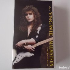 Vídeos y DVD Musicales: YNGWIE MALMSTEEN - THE YNGWIE MALMSTEEN COLLECTION. Lote 130123715