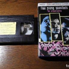Vídeos y DVD Musicales: VHS FINE YOUNG CANNIBALS. VIDEO SINGLES. ENVÍO INCLUIDO CERTIFICADO A ESPAÑA,. Lote 130636342