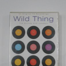 Vídeos y DVD Musicales: WILD THING. THE SIXTIES DVD JUKEBOX. 20 ORIGINAL TV RECRODINGS. DVD. TDKV19. Lote 130715294