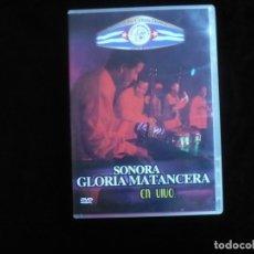Vídeos y DVD Musicales: SONORA GLORIA MATANCERA EN VIVO ROOTS OF THE CUBAN DANCE - DVD COMO NUEVO. Lote 130784908