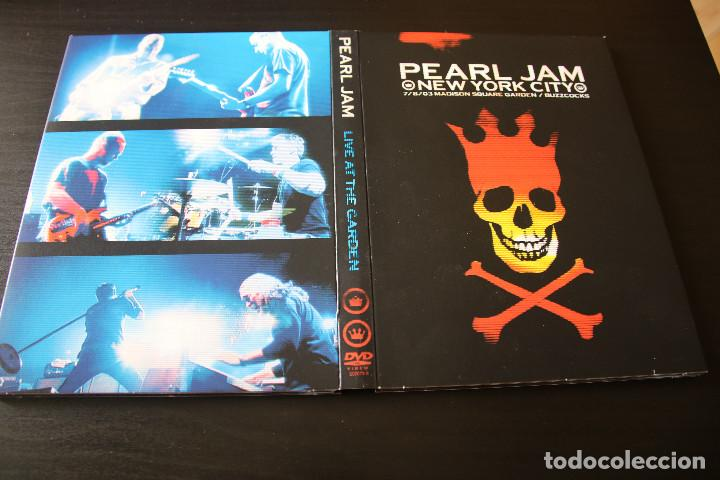 Pearl jam - live at the garden - 2dvd - Sold through Direct