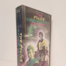 Vídeos y DVD Musicales: (VHS) THE POLICE SYNCHRONICITY CONCERT. 1984. Lote 130994599