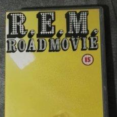 Vídeos y DVD Musicales: R.E.M REM ROAD MOVIE VHS. Lote 131125492
