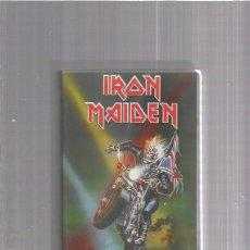 Vídeos e DVD Musicais: IRON MAIDEN LIVE. Lote 131149688