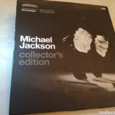 Vídeos y DVD Musicales: MICHAEL JACKSON 2 DVDS COLLECTOR EDITION MISS NAUFRAGIO. Lote 131663233