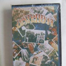 Vídeos y DVD Musicales: VHS DISTRITO 14 NUEVO PRECINTADO . Lote 133086859