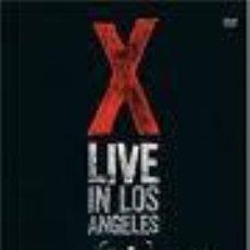 Vídeos y DVD Musicales: X - LIVE IN LOS ANGELES - NTSC DVD - DVD (REG 2). Lote 133128427