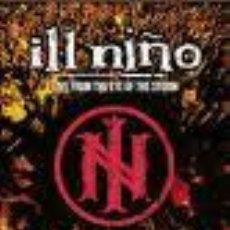 Vídeos y DVD Musicales: ILL NINO - LIVE FROM THE EYE OF THE STORM - DVD (REG 2). Lote 133131350