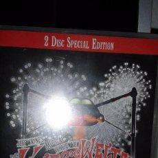 Vídeos y DVD Musicales: LA GUERRA DE LOS MUNDOS - VERSION MUSICAL 2 DVD EDICION 30 ANIVERSARIO *IMPECABLE*. Lote 133133774