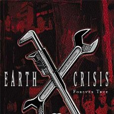 Vídeos y DVD Musicales: EARTH CRISIS - 1991-2001 FOREVER TRUE - DVD (REG 2). Lote 133134166