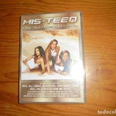 Vídeos y DVD Musicales: MIS-TEEQ. THE STORY SO FAR.. .DVD BONUS TRACK. TELSTAR RECORDS (#). Lote 133480010