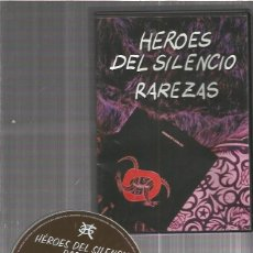 Vídeos y DVD Musicales: HEROES DEL SILENCIO RAREZAS DVD. Lote 133906998