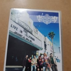 Vídeos y DVD Musicales: ( S 88 ) RBD LIVE IN HOLLYWOOD - DVD SEGUNDAMANO. Lote 134050039