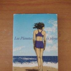 Vídeos y DVD Musicales: LOS PLANETAS. LA PLAYA. VHS ORIGINAL EDITADO POR RCA. AÑO 1998.. Lote 134079630