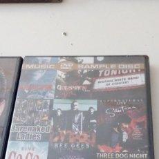 Vídeos e DVD Musicais: G-NAN87 DVD MUSIC SAMLE DISC . Lote 134240286