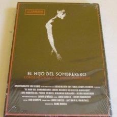 Vídeos y DVD Musicales: DVD PRECINTADO EL HIJO DEL SOMBRERERO LOBOS NEGROS DIEGO A. MANRIQUE EDICION REMASTERIZADA EXTRAS. Lote 134265942