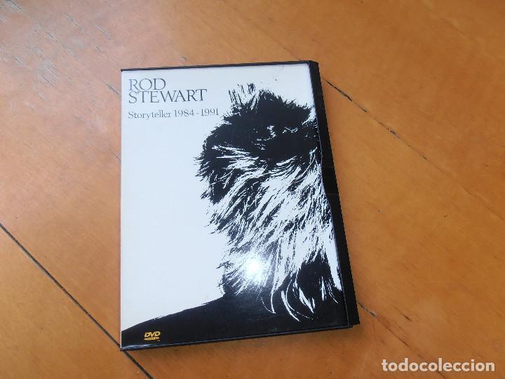 ROD STEWART - STORYTELLER: 1984-1991 DVD (Música - Videos y DVD Musicales)