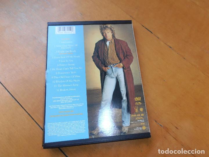 Vídeos y DVD Musicales: Rod Stewart - Storyteller: 1984-1991 DVD - Foto 3 - 134654990